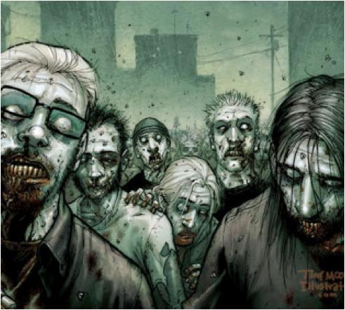 Zombie Houses